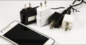 interchanging micro usb charger