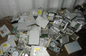 What's Happening With Electronic Waste?