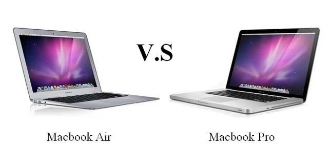Image result for macbook pro and air