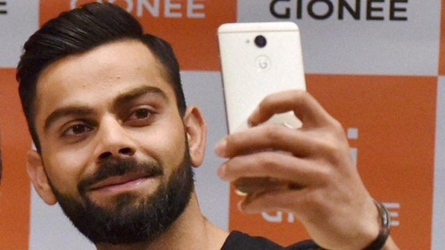 What Smartphones Do Indian Cricketers Use?