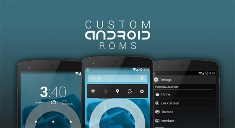 The Most Popular Custom ROMs for Android - Cashify Blog