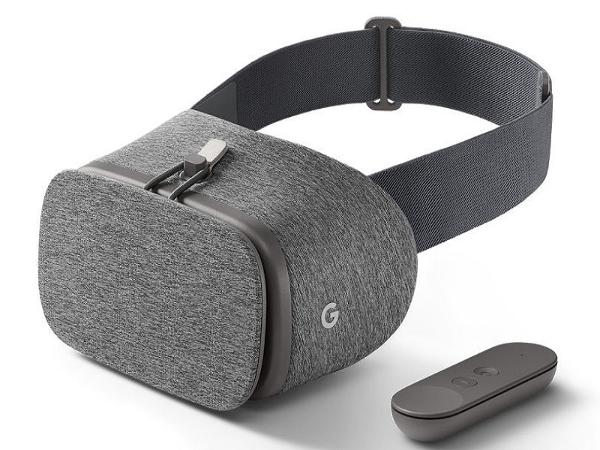 Google brings 'Daydream' VR headset to India