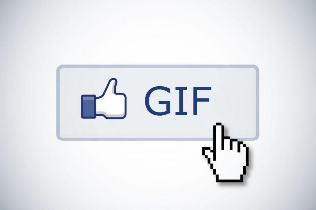 Facebook now allows GIFs in comments