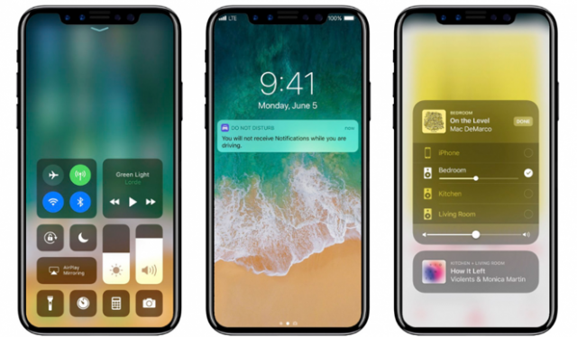 Apple Leak Hints at Massive iPhone 8