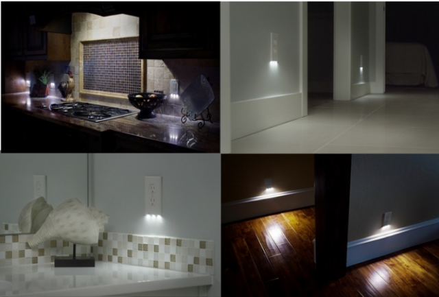 SnapRays - Guide Lights For Your Home