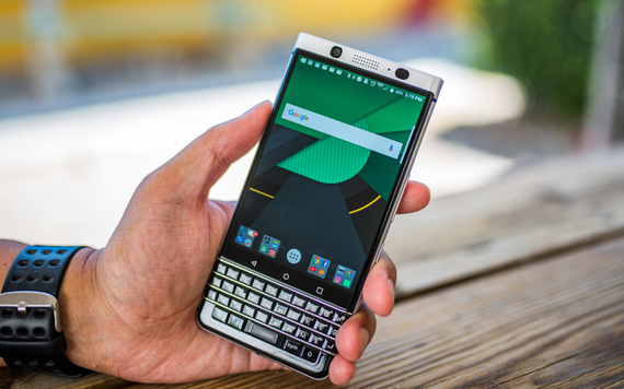 Another BlackBerry Phone: The KeyOne