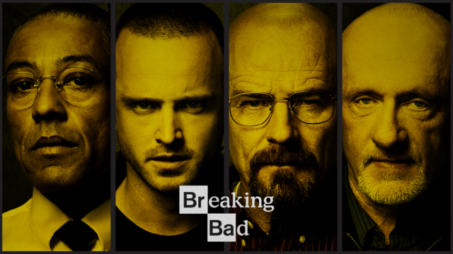 Smartphones Breaking Bad Characters would use In Real Life