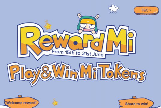 Xiaomi Announces Reward program in India