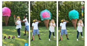 Snapchat introduces links and voice stories to snaps