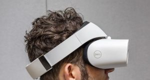 Dell announces the launch of Microsoft's Mixed Reality headset
