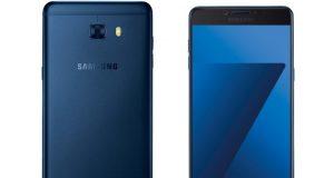 Samsung Galaxy C7 specs revealed on Slashleaks