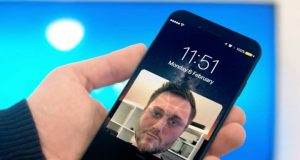 Will infrared scanners replace fingerprint sensors on phones?