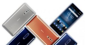 Nokia 8 launched with Snapdragon 835