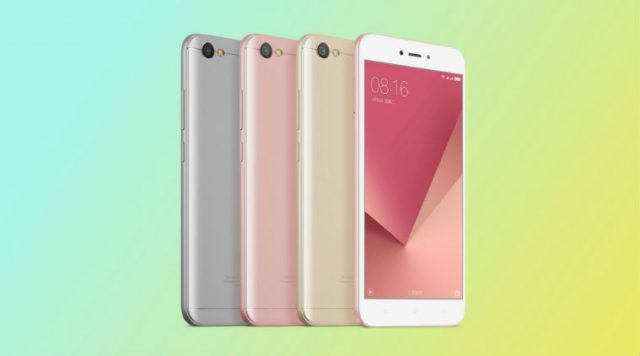 Redmi Note 5A announced in China