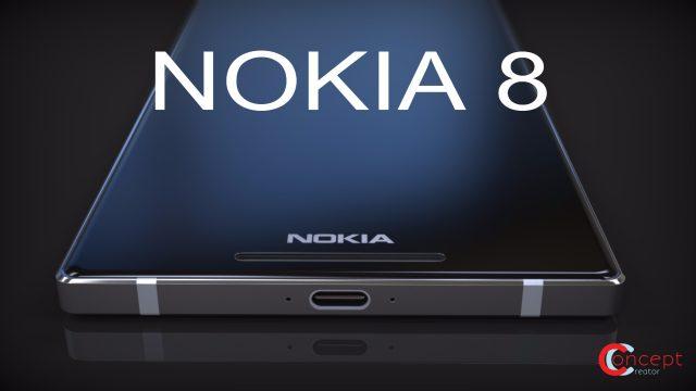 Nokia 8 benchmarks leak online