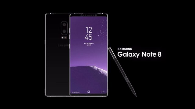 Samsung Galaxy Note 8 To Come With 256 GB Storage
