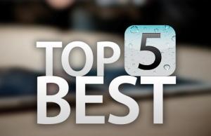 Top 5 smartphones 2017