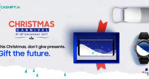 Samsung Christmas Carnival
