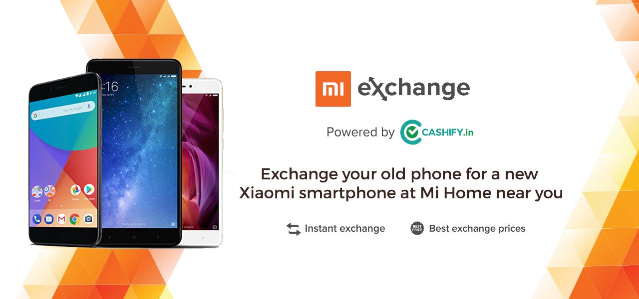 dfb9c9a33de The Super-Cool Mi Exchange Offer! - Cashify Blog