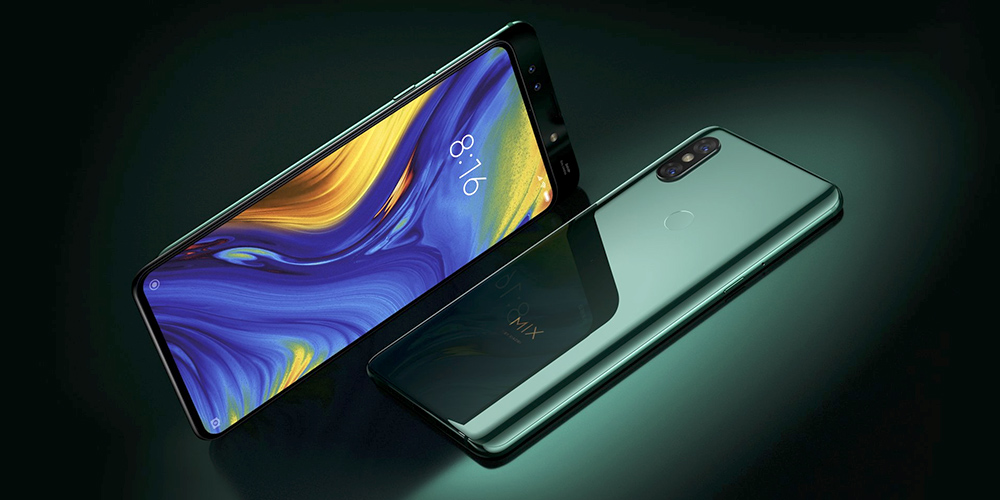 Xiaomi Mi Mix 3 Coming To India Soon