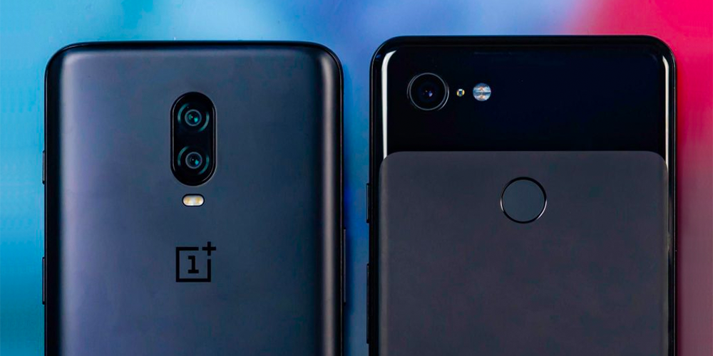 OnePlus 6T vs Pixel 3: Face Off