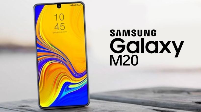 Samsung Galaxy M20 SM-M205F/DS Dual Sim (FACTORY UNLOCKED) 6.3