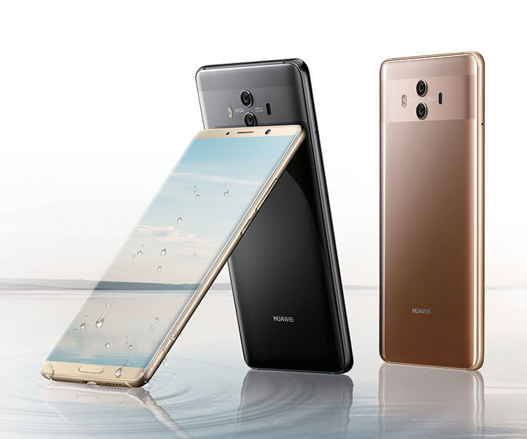 Huawei Mate 10, Mate 10 Pro and P20 Pro Start Receiving Android 9.0 Update