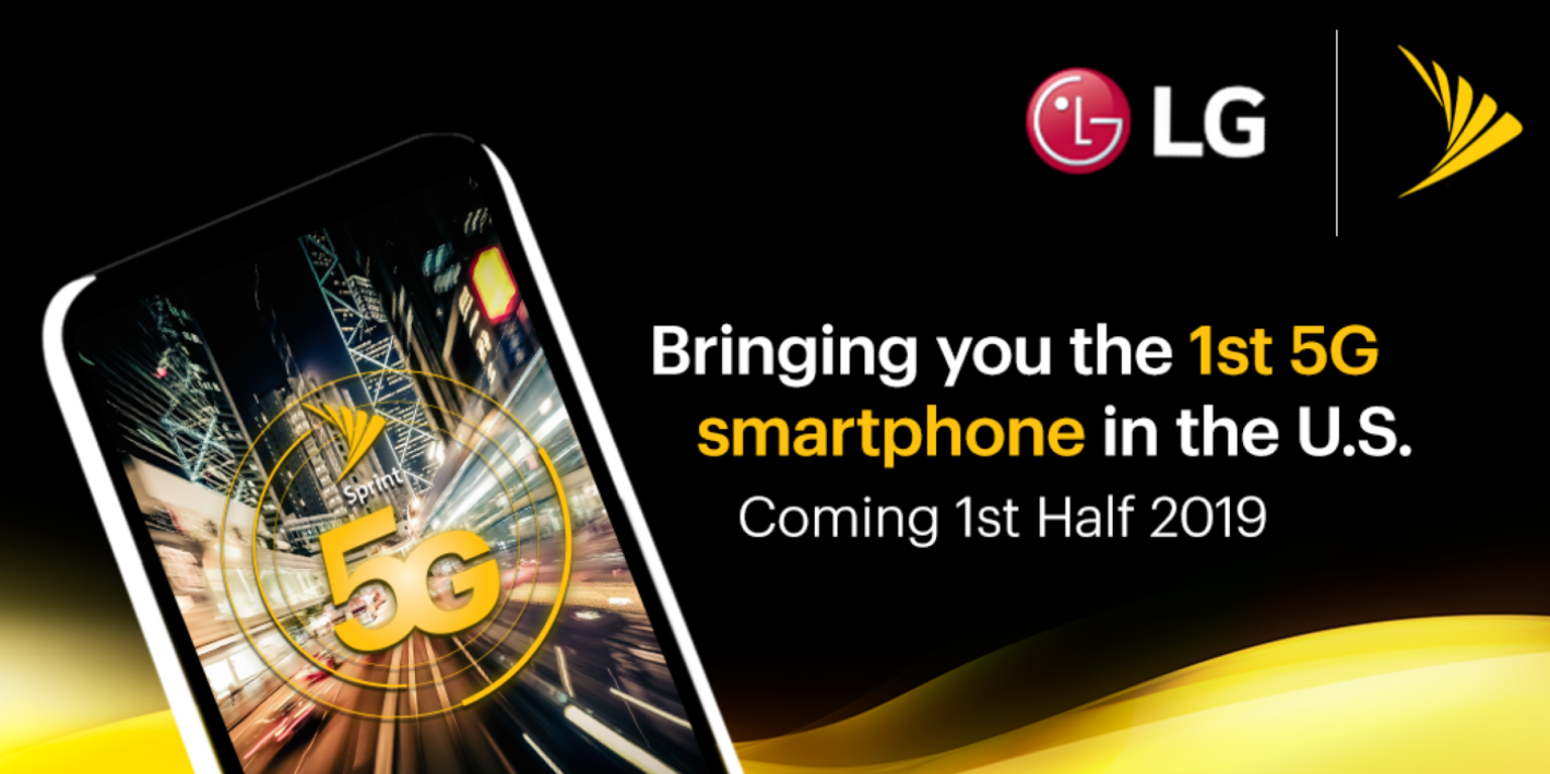LG's 5G Phone with Snapdragon 855 is Coming Next Month