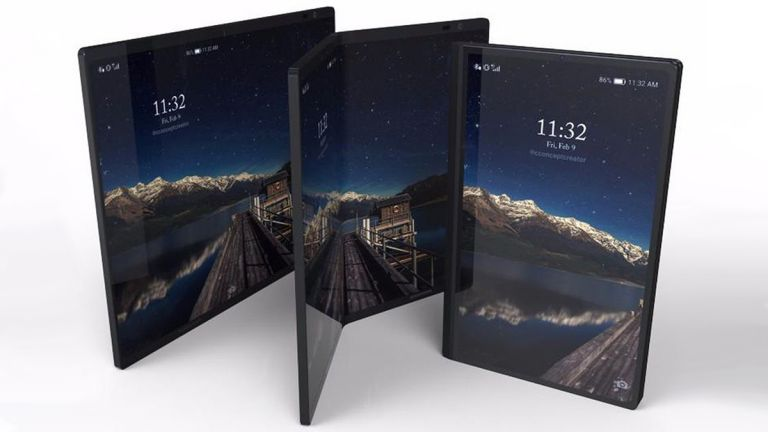 Samsung Galaxy F To Come With Foldable Display