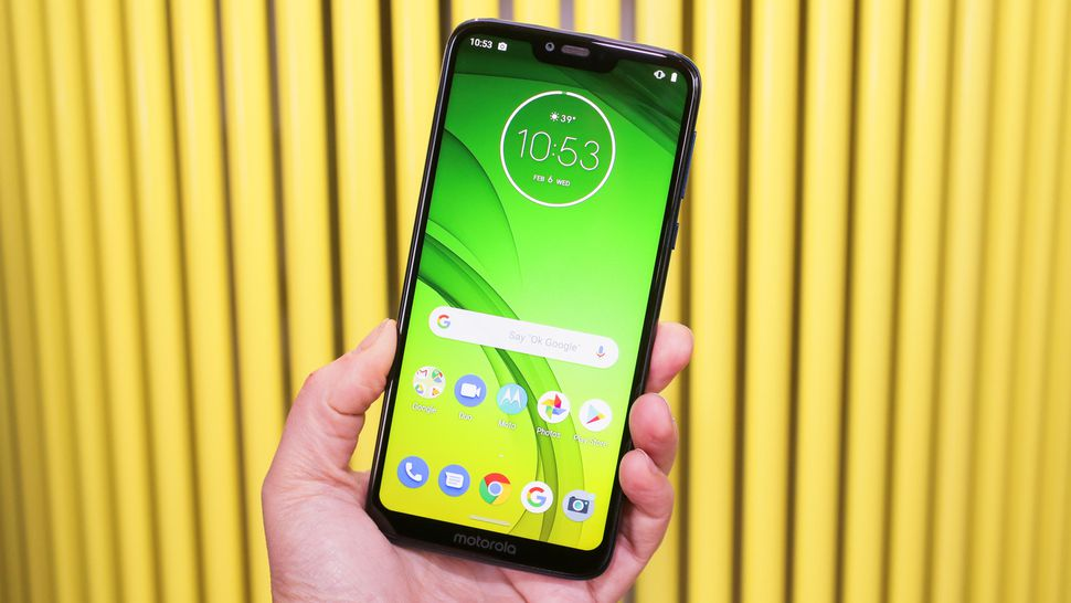 Google Fi To Start Selling Moto G7 Soon In The United States