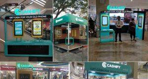 Cashify Kiosk