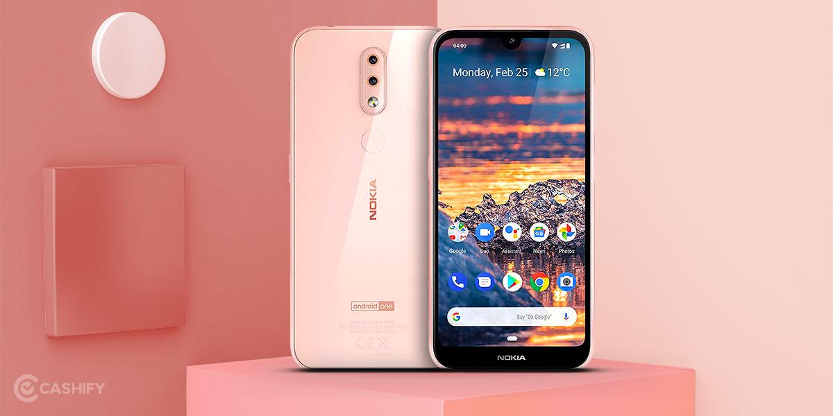 Nokia 4 2 Review Cashify