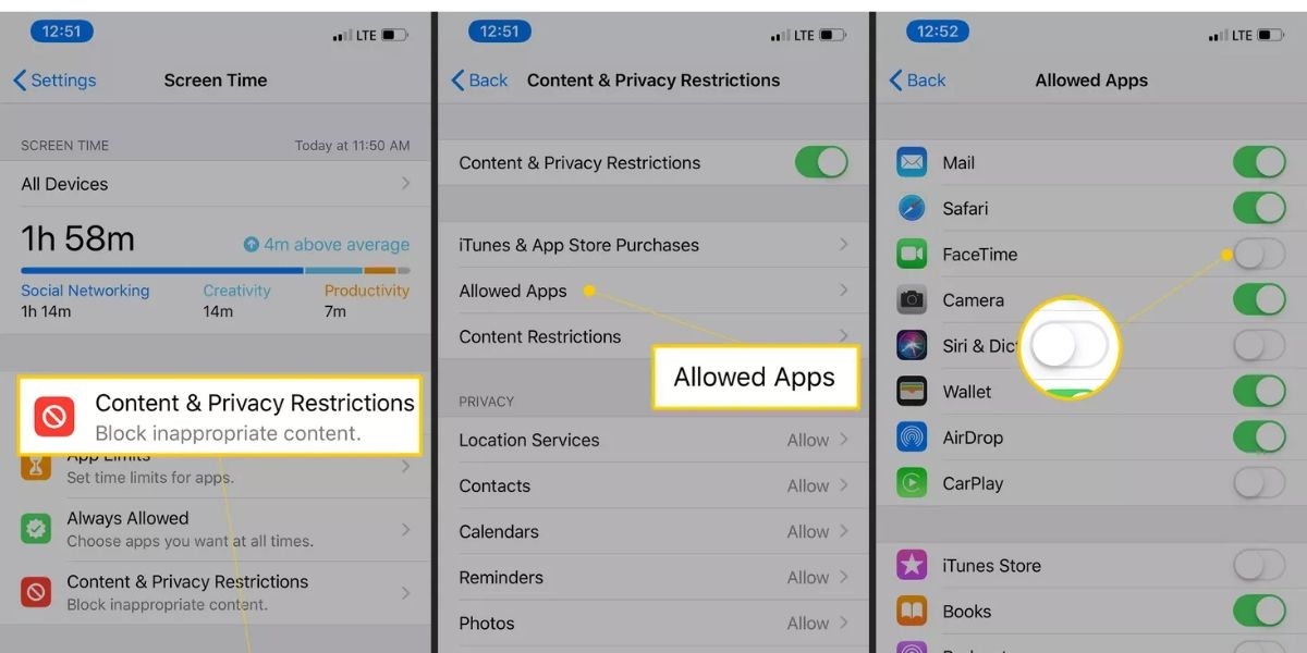 How To Lock Apps On Iphone With A Password Or Touchid Cashify Blog