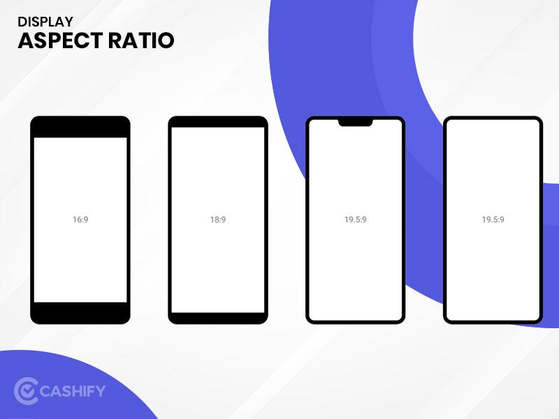 Aspect Ratio Bezel Less Display Cashify Blog