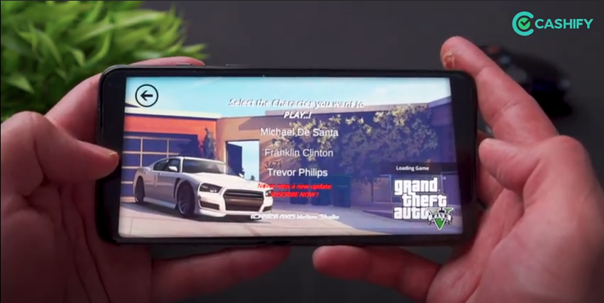 How To Play Gta 5 On Android For Free Cashify Blog