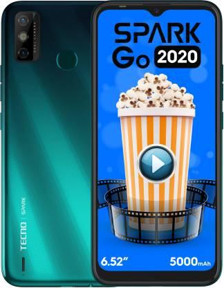tecno spark go 2020 design