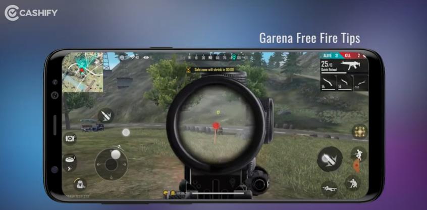 Garena Free Fire Hacks To Make You Forget Pubg Cashify Blog
