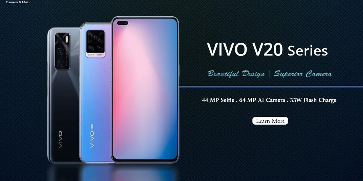 Vivo V20, V20 Pro Launched In Thailand | Cashify Blog
