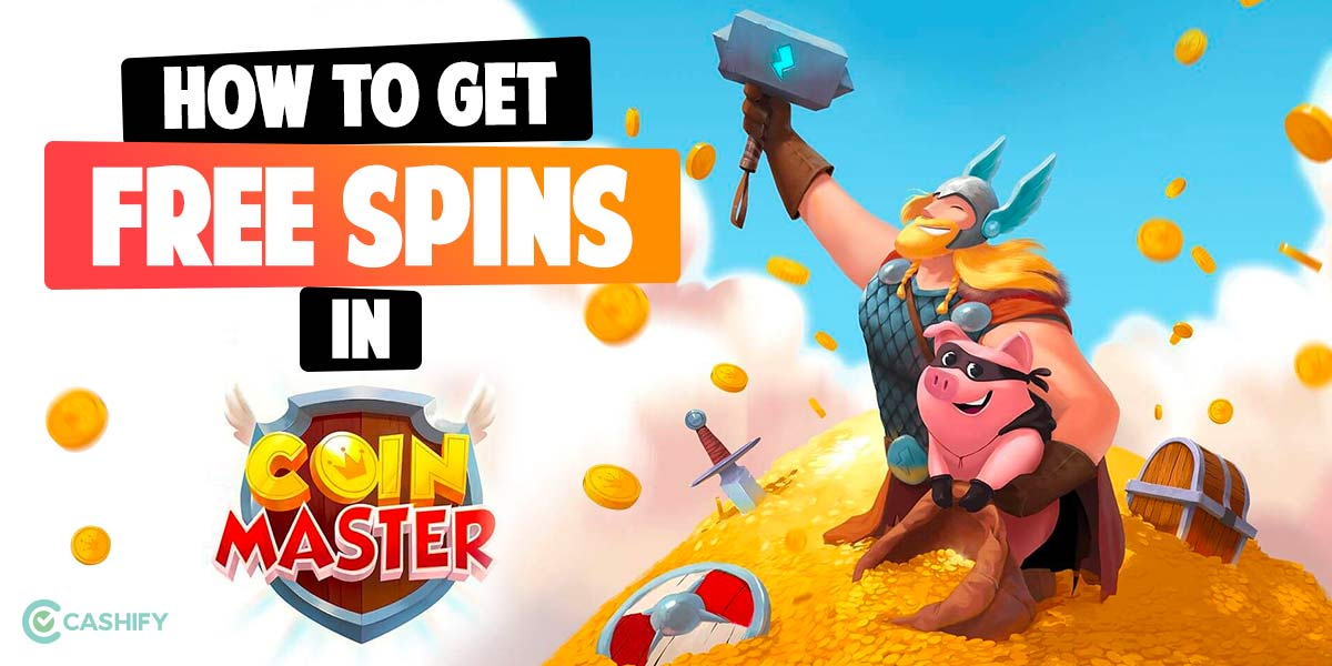 claim free spins coin master
